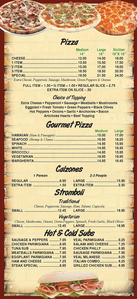 angelos pizza Nestled just outside of harrisburg in a small shopping plaza up route 22 lies our  pizza shop of italian culinary delights a place where carefully prepared old.